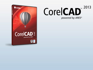 CorelCAD 2013 (Windows/Mac)