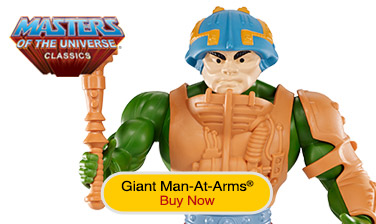 <em>Giant</em> Man-At-Arms® Figure