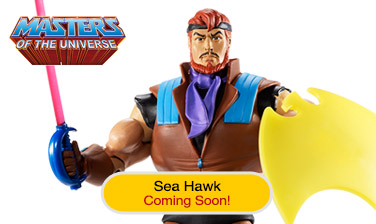 Sea Hawk Figure