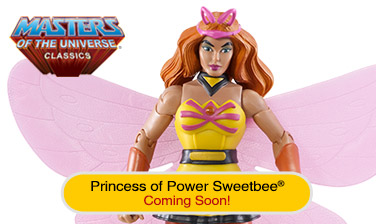 <p>Sweet Bee® Figure<br></p>