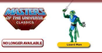 Lizard Man Figure
