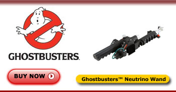 Movie Masters™ Epic  Creations™ Ghostbusters™ Neutrino Wand