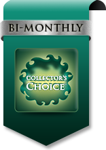 2016 Collector's Choice Subscription: Bi-Monthly Shipment Option