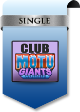 2014 Club MOTU™ Giants Subscription Single Shipment Option