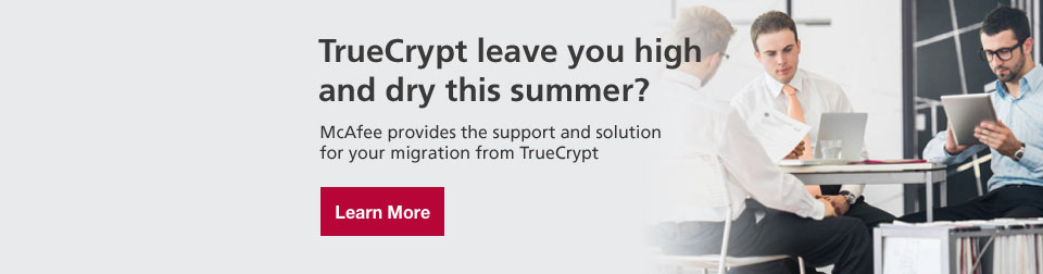 Your Transition from TrueCrypt