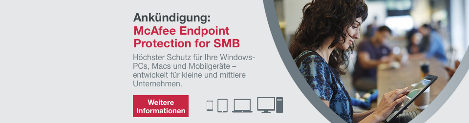 NEU: Endpoint Protection for SMB