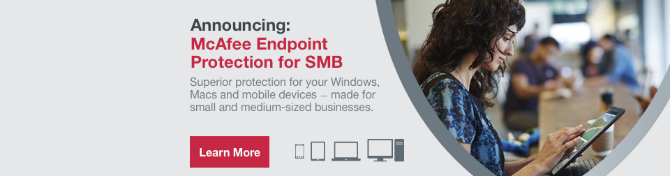 NEW: Endpoint Protection for SMB