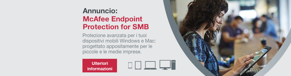 Endpoint Protection for SMB