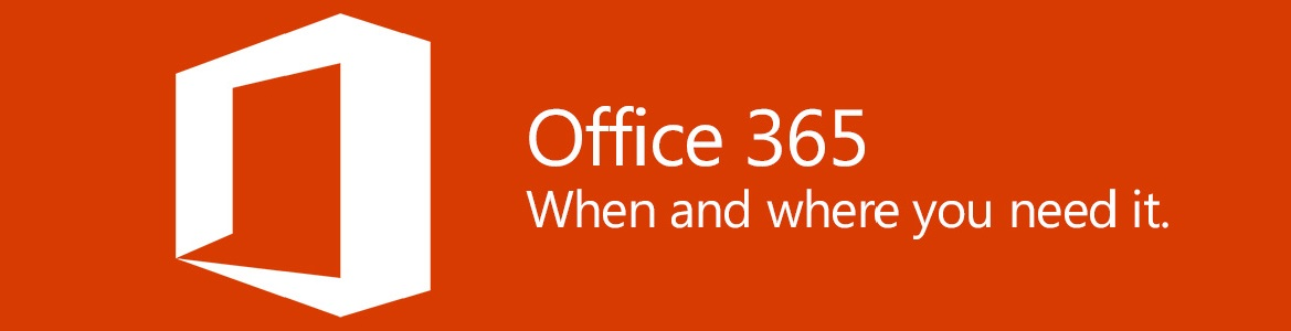 Microsoft Office 2016 Banner