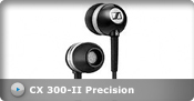 CX 300-II Precision Black