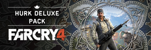 Far Cry® 4 - Hurk Deluxe Pack (DLC)