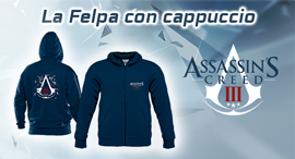 Felpa con di Assassin's Creed® III
