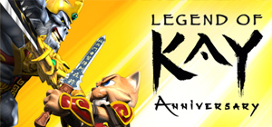 Legend of Kay - Anniversary