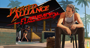 Jagged Alliance Flashback - Early Access