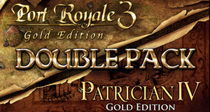 Double Pack: Patrician IV Gold / Port Royale 3 Gold