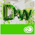 Adobe Dreamweaver CC (one-year, prepaid)