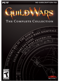 Guild Wars Online Store - Guild Wars®: Complete Collection