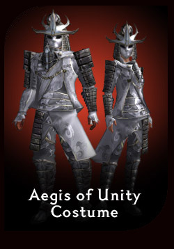 Aegis of Unity Costume