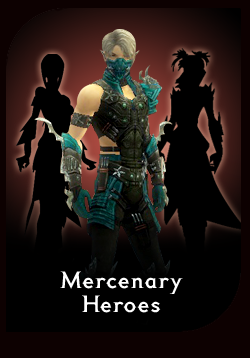 Mercenary Hero Slot