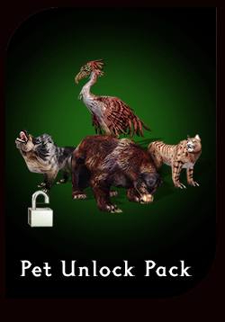 Pet Unlock Pack
