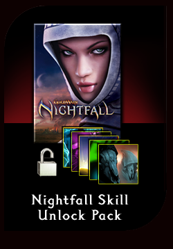 Guild Wars® Nightfall Skill Unlock Pack