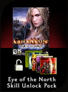 Guild Wars® Eye of the North™ Skill Unlock Pack