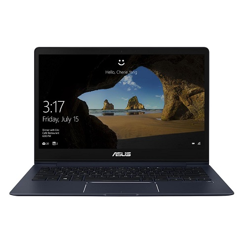 ZenBook 13 Royal Blue, Intel i7, 16GB, 256GB SSD, MX150