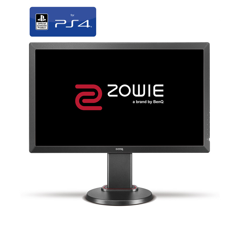 BenQ ZOWIE RL2460 Monitor para e-Sports - Officialy Licensed for PS4