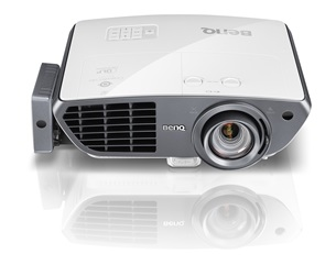 BenQ W3000 1080p Rec.709 Wireless Home Projector