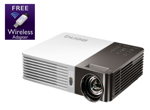 BenQ GP20 Mini projecteur portable sans fil