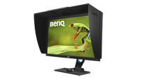 BenQ SW2700PT 27 pulgadas Adobe RGB Color Management Monitor para fotógrafo