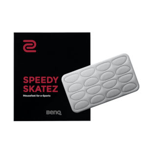 BenQ ZOWIE Speedy Skatez (Mousefeet for EC-B Series mouse)