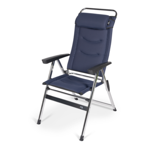 Dometic Quattro Milano Chair - Steel Blue