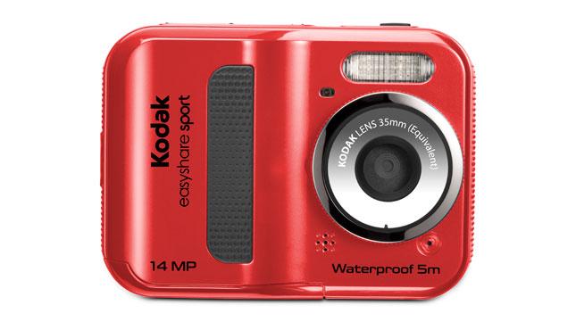 KODAK EASYSHARE SPORT Camera C135 — Waterproof to 16 ft / 5