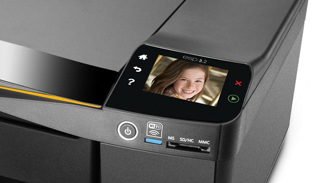 KODAK ESP 3 2 All-in-One Printer - Inkjet All-in-One Printer - Copy