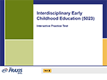 Interdisciplinary Early Childhood Education (5023), 90-Day Subscription