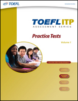TOEFL ITP® Level 1 Practice Tests, Volume 1