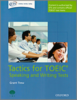 Tactics for TOEIC® Speaking and Writing Tests