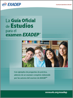 The Official EXADEP™ Test Study Guide eBook