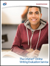 CriterionONE- Level 2 for High School, College, GRE® and TOEFL®