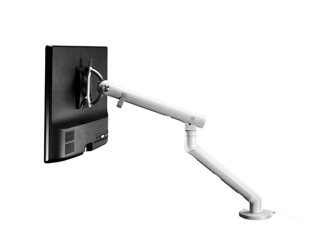 Flo Arm and Desktop Mount Clamp