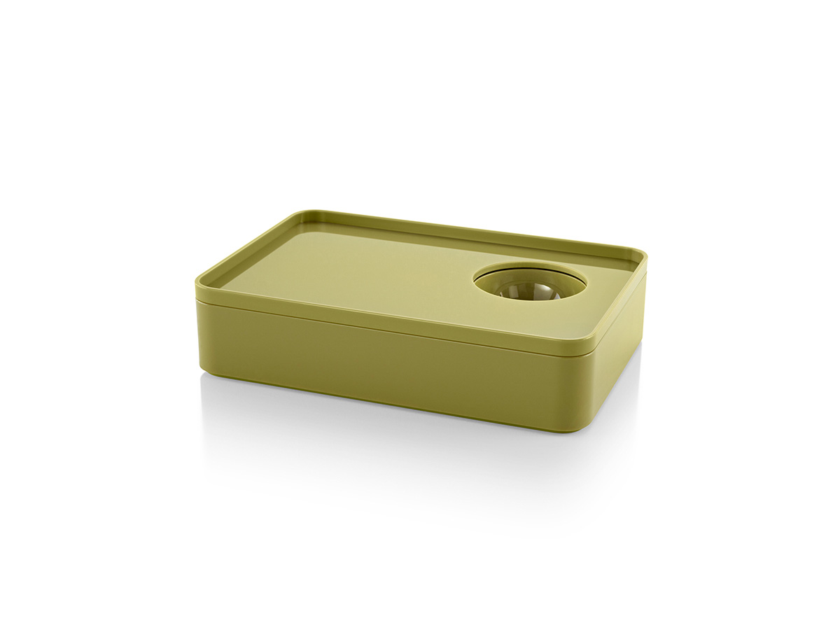 Formwork Stationery Box - Wasabi