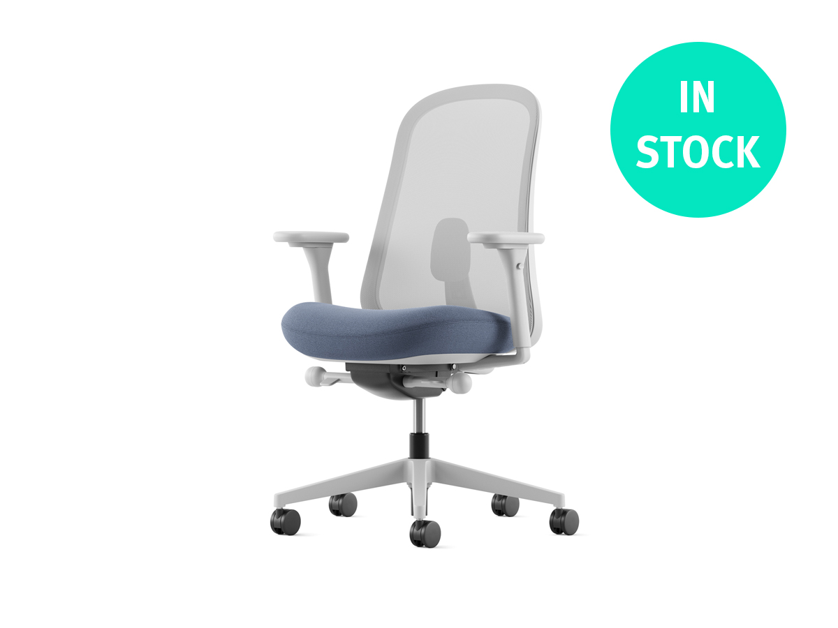 Lino Office Chair - Mineral