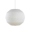 Nelson Angled Sphere Bubble Pendant