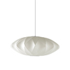 Nelson Saucer Criss-Cross Bubble Pendant