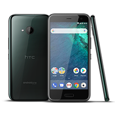 HTC U11 Life Brilliant Black (64GB) Single Sim