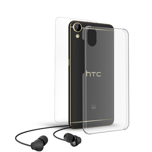 HTC Desire 10 Lifestyle Premium Edition - Stone Black - 16G - Single Sim