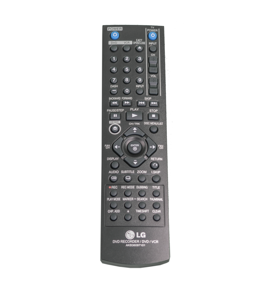 Audio Video Remote Controls