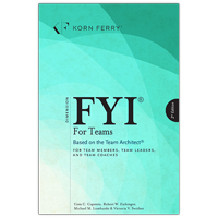 FYI for Teams™ 2nd Edition