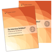 Interview Architect® Professional Handbook (Base 67 Model)